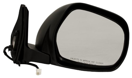 Side View 4runner Mirror (OE Replacement Toyota 4-Runner Passenger Side Mirror Outside Rear View (Partslink Number TO1321202))