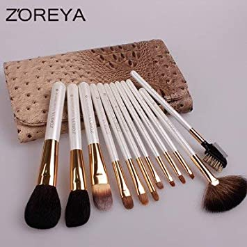 03047b4e4dcb Amazon.com: Best Quality - Eye Shadow Applicator - Make Up Brush Set ...