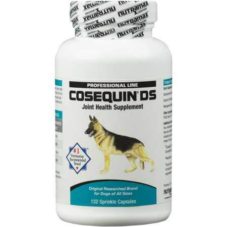 Cosequin DS Double Strength Capsules, 120 Count