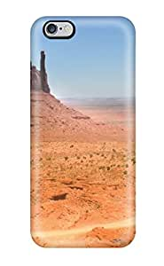 7066602K38978648 Fashion Protective Desert Rocks Case Cover For Iphone 6 Plus