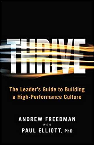 Thrive: The Leader