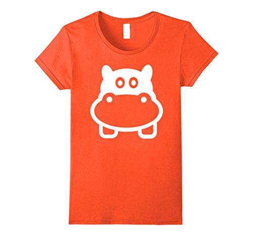 Expert choice for hippo face t shirt