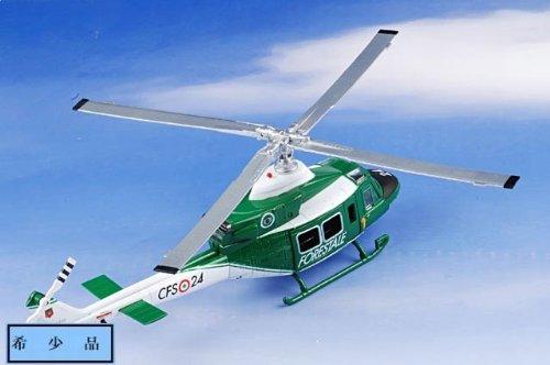 1:48 New Ray Sky パイロット 21765 ベル 412 ダイキャスト モデル Italian Corpo Forestale, Italy, w/ディスプレイ Case 並行輸入品