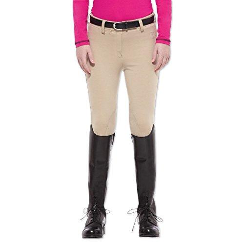 Ariat Breeches (Ariat Heritage Knit Breeches, Tan, 12 Regular)