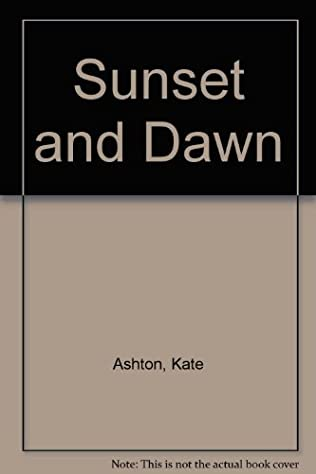 book cover of Sunset and Dawn