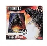 FUNSKOOL GODZILLA 150PC PUZZLE - 9639600