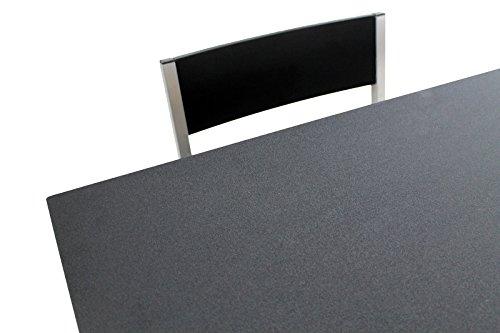 Yelloo mod. udine set tisch und 2 hocker bar sgabello tavoli h.96 cm