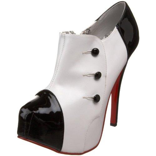 Bordello By Pleaser Women's Teeze-20 Ankle -