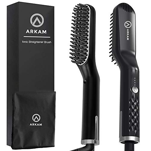 Arkam Premium Beard Straightener Straightening product image