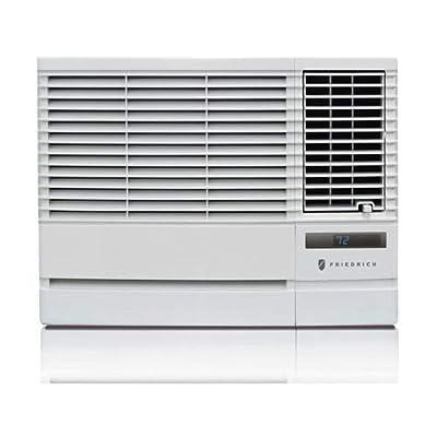 Friedrich EP12G33B 12000 BTU 208/230V Window Air Conditioner with 11200 BTU Heat,