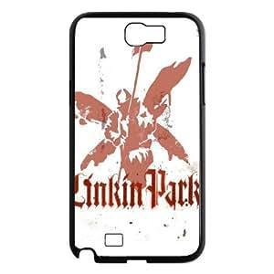 ANCASE Diy Phone Case Linkin Park Pattern Hard Case For Samsung Galaxy Note 2 N7100