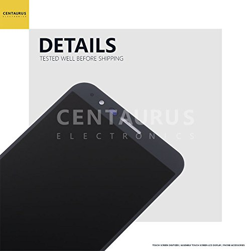 For LG Stylo 3 Plus MP450 TP450 M470 M470F PH3 Full LCD Display Touch Screen Digitizer Assembly Gray US by centaurus (Image #4)