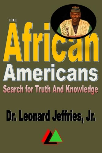 Search : The African Americans Search for Truth And Knowledge