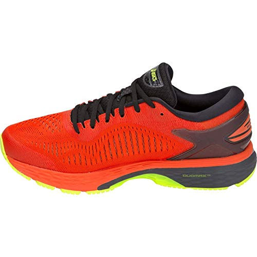 ASICS Gel-Kayano 25 Men's Running Shoe, Cherry Tomato/Black, 7.5 D US by ASICS (Image #3)