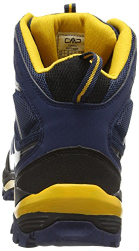 CMP Altair - botas de senderismo de material sintético hombre azul - Blau (NAVY M870)