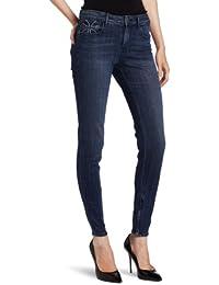 Women's Almas Zip Skinny Jean in Happiness