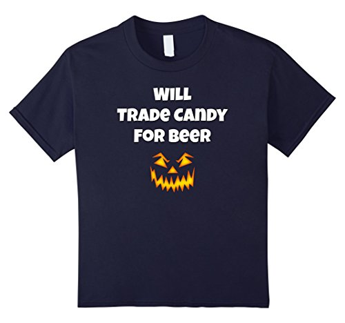 Kids Funny Beer Shirts: Halloween Mens Drinking Graphic Tees 12 (Funny Halloweeen Costumes)