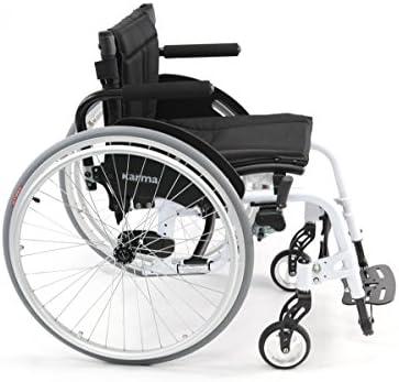 Amazon.com: Karman S-ergo ATX - Silla de ruedas ergonómica ...