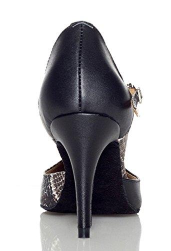 TDA - salón mujer 8.5cm Black