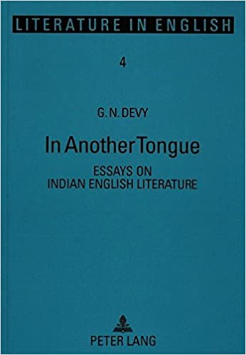 Amazoncom In Another Tongue Essays On Indian English Literature  Amazoncom In Another Tongue Essays On Indian English Literature  Literature In English  Ganesh Devi Books