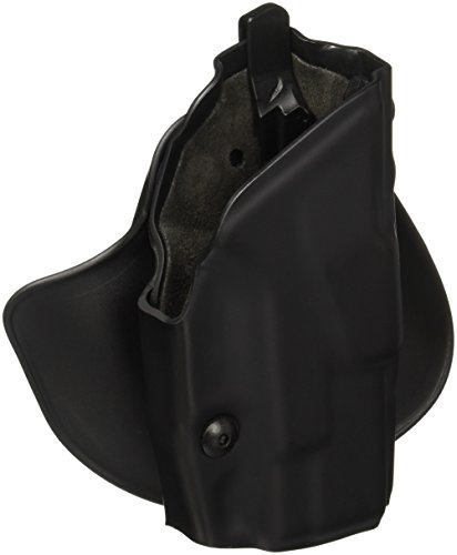 Safariland 6378 ALS, Paddle & Belt Slide Holster, Glock 29, 30, Plain Black, Right Hand