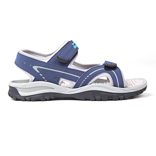 Slazenger Herren Wave Sandale Sport Sandalen Marineblau