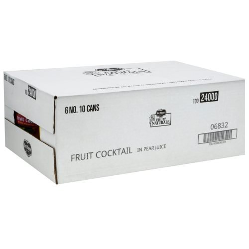 Fruit Cocktail Fruit Naturals In Juice 6 Case 105 Ounce by Del Monte (Image #1)