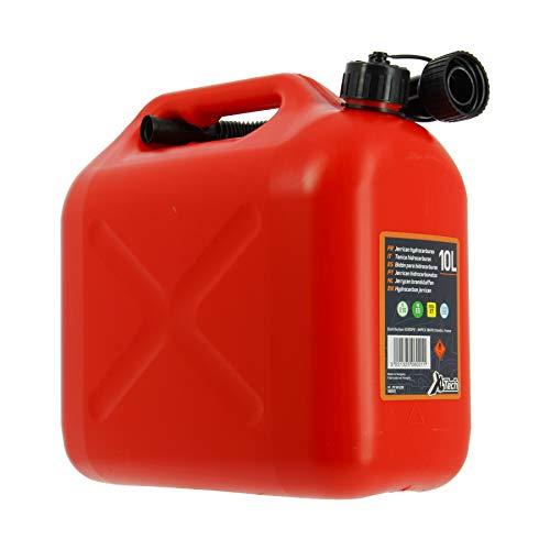 XL Tech 506021 jerrycan, goedgekeurd voor brandstof, 10 l