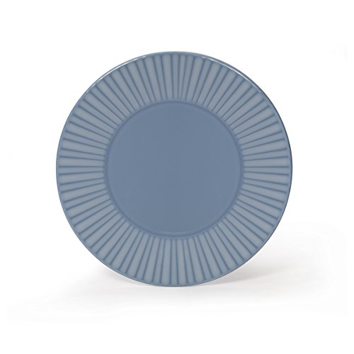 Mikasa Sutton Teal Round Serving Platter