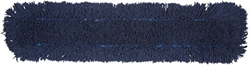 AmazonBasics Dust Mop Head Replacement, Blend Yarn, 36 Inch, 6-Pack ()