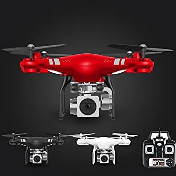 LENRUE WiFi FPV Versión SH5 Drone con Cámara HD 720P, Sin Cabeza ...