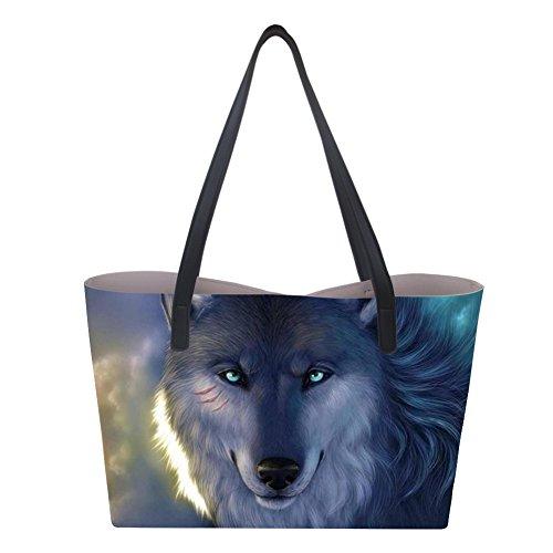 pour Wolf Showudesigns main Sac Large 2 à femme YaYqtpPw