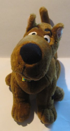 Scooby Doo 12in Plush Articulated Doll
