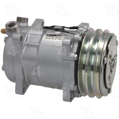 (Four Seasons 58547 New AC Compressor)