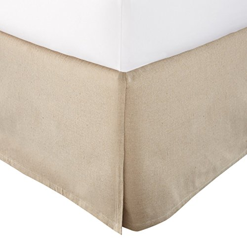 Levtex Home Cal Dust Ruffle, California King, Linen by Levtex home