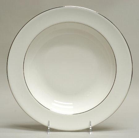 (Wedgwood Signet Platinum Individual Pasta Bowl)