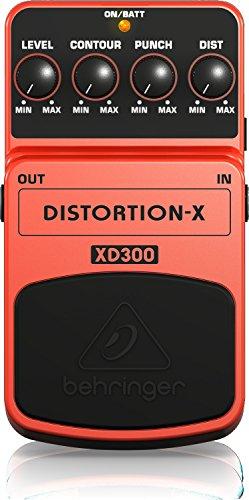 Behringer Distortion X Thrash Distortion Effects