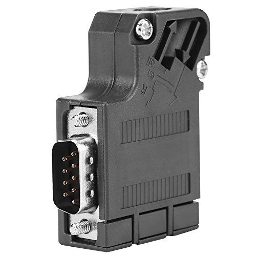 (1pcs 6ES7 972-0BA41-0XA0 DP Adapter Converter Plug Profibus Bus Connector Adapter Electronic Data Systems)