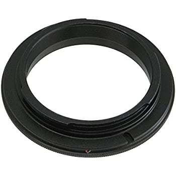 Macro Reversing Ring 58mm Lens Adapter for Canon EOS Lenses 58 Reverse mount