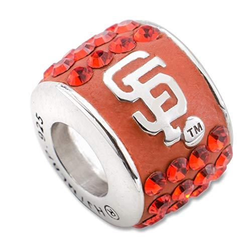 (MLB San Francisco Giants S/S SAN FRANCISCO GIANTS PREMIER BEAD CHARM Size One Size)