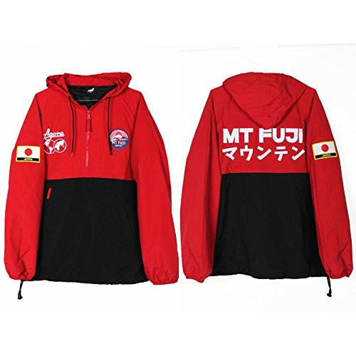 AGORA MT Fuji Pullover Jacket