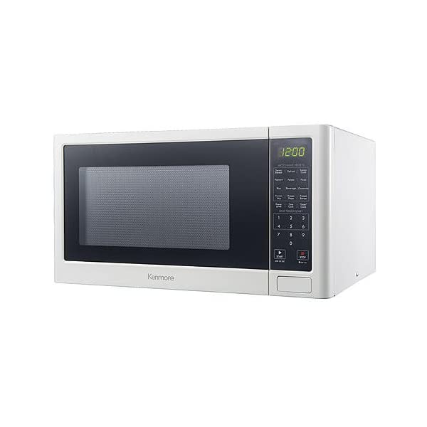 Kenmore 1.2 cu. ft. Microwave Oven - White 2