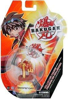 Bakugan Battle Brawlers - Collector Figure Series 1: Serpenoid