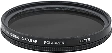 Xit XT72CPL 72mm Camera Lens Polarizing Filters