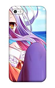 Case Cover No Game No Life/ Fashionable Case For Iphone 5/5s