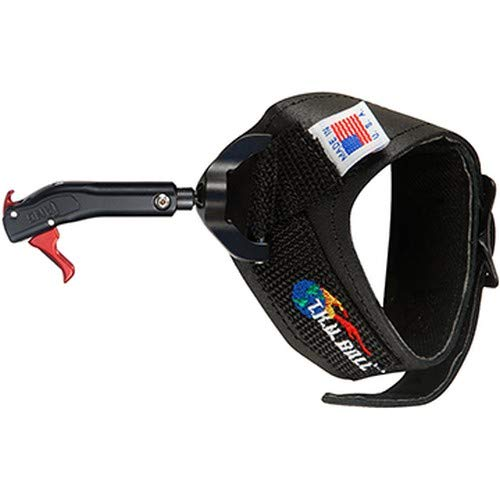 Tru Ball Archery Fang GS Release Buckle, Black, Large