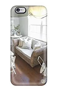 Case Cover iphone 6 plus Protective Case Shabby Chic Playroom With Tea Table And Seagrass Sofa 8901315K34310671