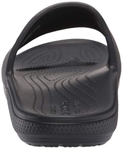 Mixte Bout Classic U Noir 001 black Crocs Slide Ouvert Sandales Ii Adulte x0wXfdztfq