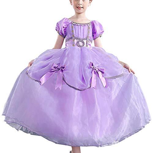 482975e694d19 ソフィア ドレス コスチューム なりきりキッズドレス 子供 お姫様 プリンセスドレスお姫様 ワンピース ディズニーお姫様ドレス 女の子