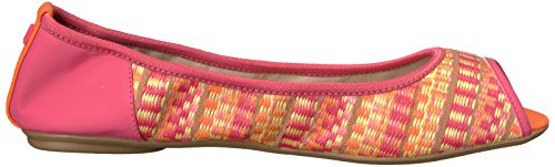 Butterfly Twists Women's Heather Flat Sandal Pink 2LJjGewlI3